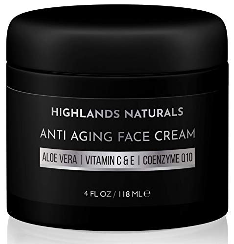 Anti Aging Face Cream for Men - Anti Wrinkle Face Moisturizer and Facial Lotion - Advanced Skin Care for Younger Looking… 1