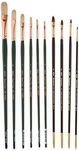 (Silver Brush DG-7116 Daniel Greene NA Starter Brush Set, 10 Per Pack)