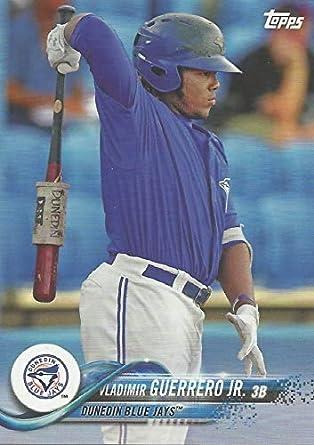 2018 Topps Vladimir Guerrero Jr RC Rookie Card /> Blue Jays /> *Custom Card*