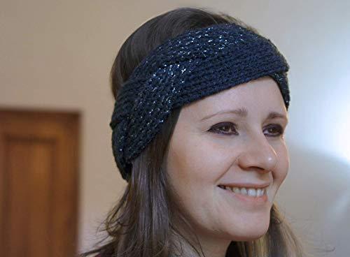 recherche d'authentique braderie complet dans les spécifications Bandeau tricoté pour femmes. Serre-tête en tricot. Bandeau ...