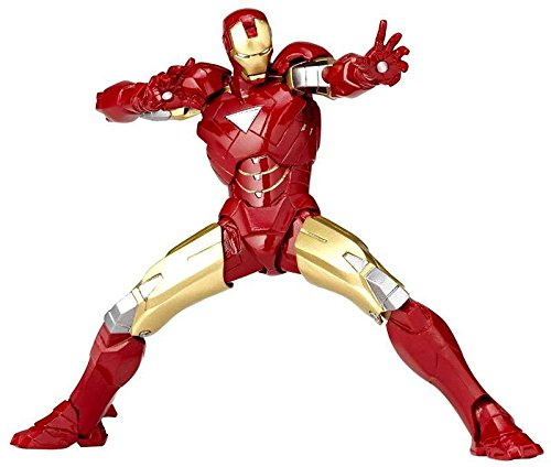 Revolmini Iron Man 2 Iron Man Mk VI 4″ Action Figure RM003