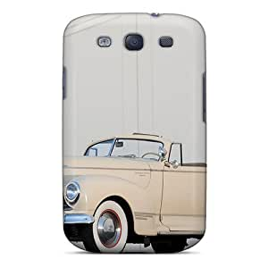 (rnuoAEq5912TLQyM)durable Protection Case Cover For Galaxy S3(1946 Hudson Super Six)