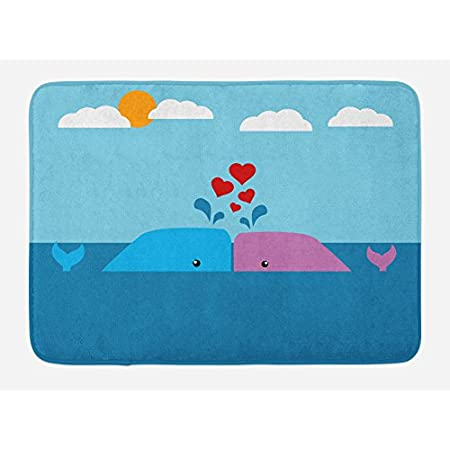 419ikFMt29L._SS450_ Whale Rugs and Whale Area Rugs