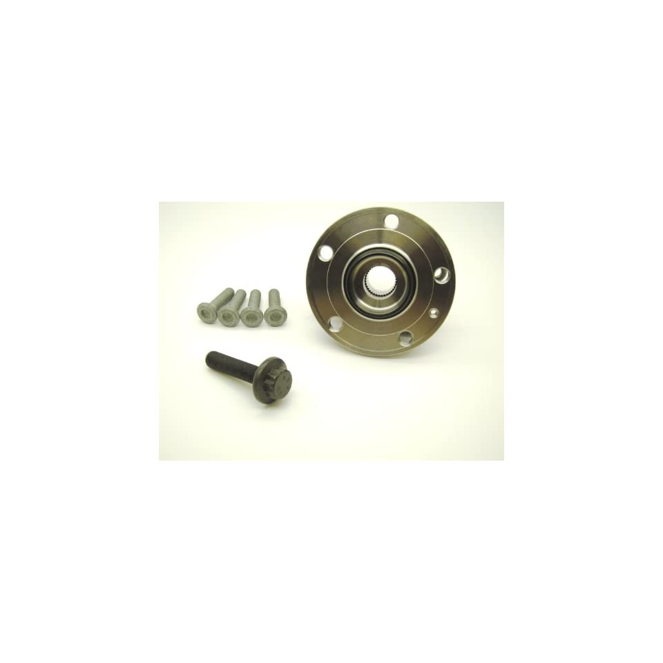 1T0 498 621 06 10 Jetta/GTI/EOS Front wheel bearing(with hub and mounting bolts)
