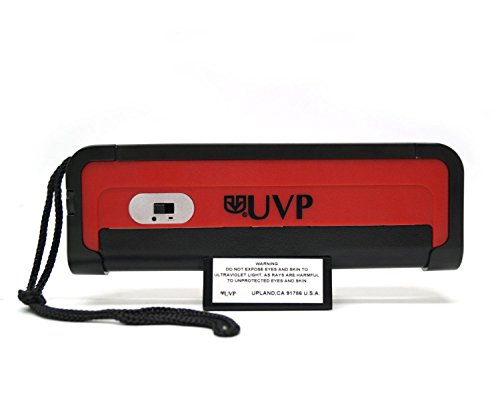UVP 95-0158-04 Mini UV Lamp, 4W, Shortwave, 4AA (Uvp Uv Lamp)