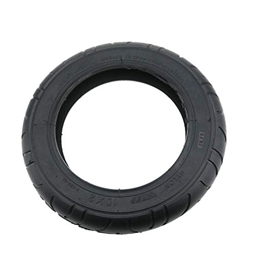 (TT-OUTDO for Xiaomi Mijia M365 10 Inch Electric Scooter Tire 10 x 2 Inflatable Solid Tire Wanda Tire)
