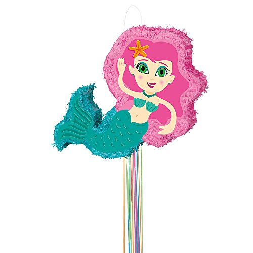Mermaid Pinata, Pull String]()