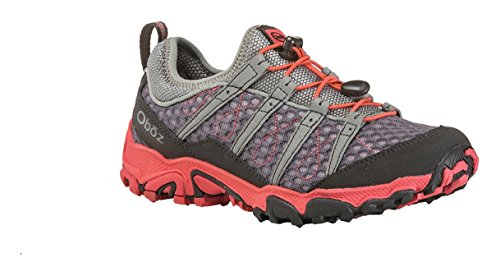 Oboz Echo Hiking Shoe - Womens Coral