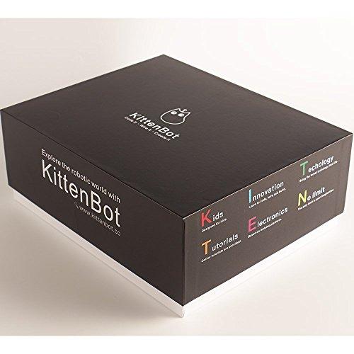 KittenBot Basic Robot Kit – STEM Education – Arduino