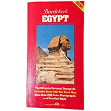 Baedeker Egypt (Baedeker's Travel Guides) (English and German Edition)