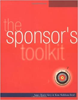 The Sponsor's Toolkit by Anne-Marie Grey (2001-09-30)