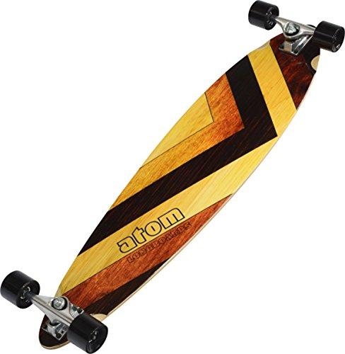 Atom Pin-Tail Longboard 39-Inch