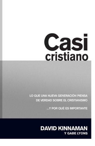 Casi Cristiano (Spanish Edition)