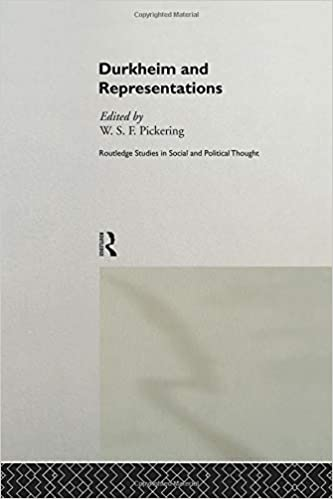 Durkheim and Representations (Routledge Studies in Social and Political Thought)