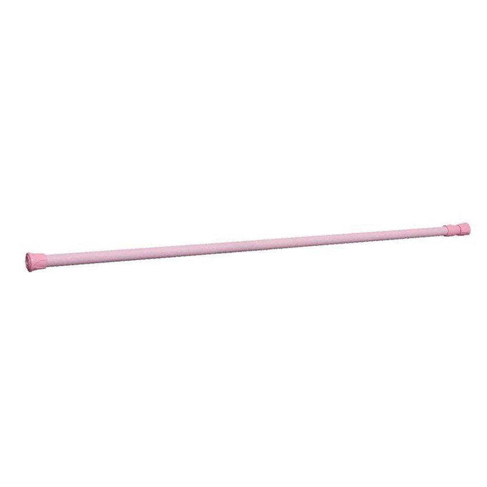 40-75cm Armario Barra para Colgar Homeofying Percha telesc/ópica Extensible para Ventana Blanco