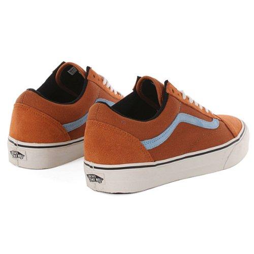 scarpe vans arancio