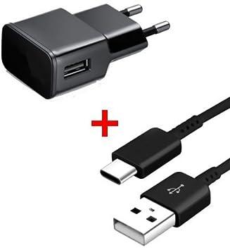 Little Boutik Cargador de Red+Cable USB Type C para for ...