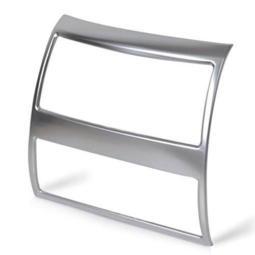 Chrome Rear Armrest Box Air Conditioning Vent Trim Cover: