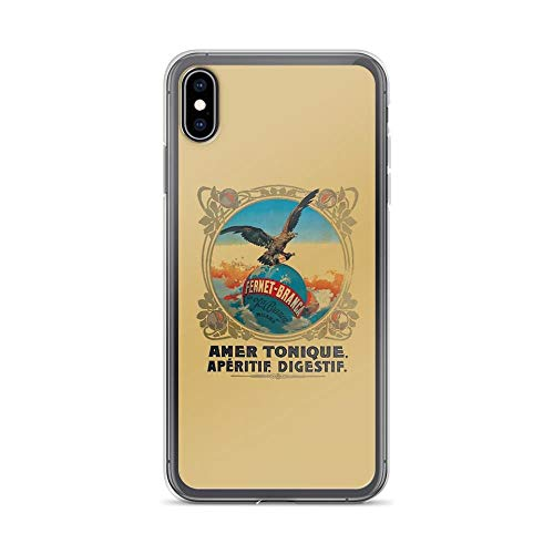 iPhone Xs Max Pure Clear Case Cases Cover Fernet Branca