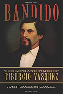 When law was in the holster the frontier life of bob paul john bandido the life and times of tiburcio vasquez fandeluxe Images