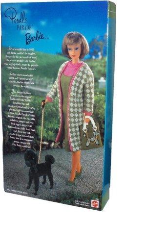 Barbie 1995 Poodle Parade Limited Edition Mattel 15280 mon0000000207