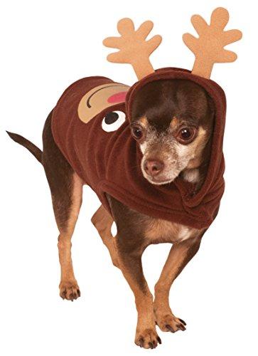 Rubie's Reindeer Hoodie, Medium