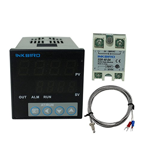 Inkbird °F and °C Display PID Stable T - C/w Thermostat Shopping Results