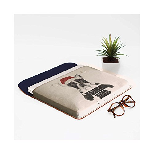 For Air Envelope MacBook Real Is Coming Leather 13 DailyObjects Sleeve Xmas Pro 4qBOxWw0