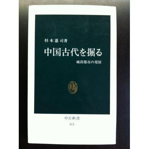 中国古代を掘る―城郭都市の発展 (中公新書)