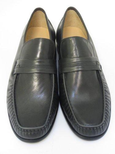 31928 Clapham Mens Fitting G 33342 Grenson Grey Style Moccasins Formal qwwOB78