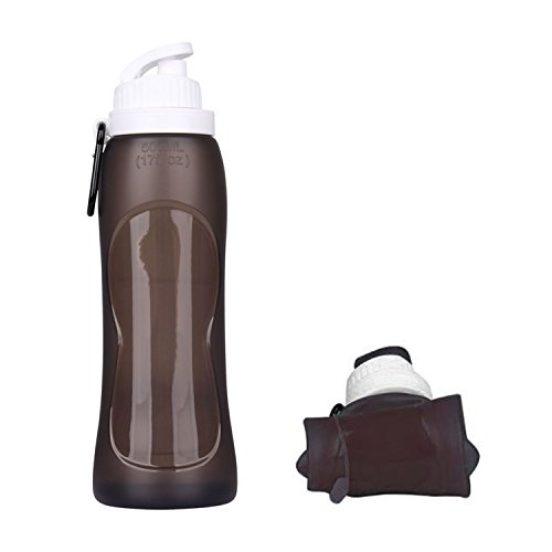 collapsible silicone water bottle fda