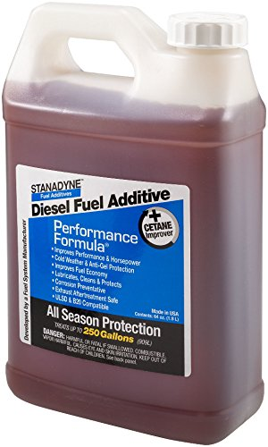 Stanadyne Performance Formula Diesel Fuel Additive 3 Pack of 1/2 Gallon Jugs - Part # 38566 by Stanadyne