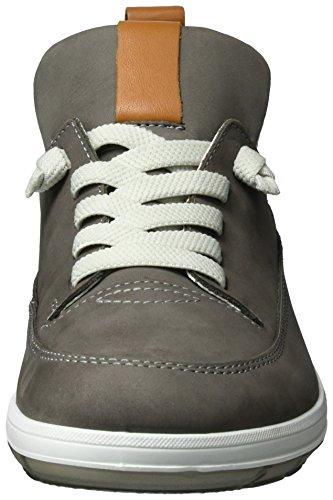 Ara 12-39879 - Scarpe Sportive da Donna Grigio (Street, Saddle)