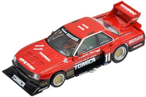 1/64 トミカ スカイライン スーパーシルエット 1983年 前期型(レッド×ブラック) 「トミカリミテッドヴィンテージNEO」