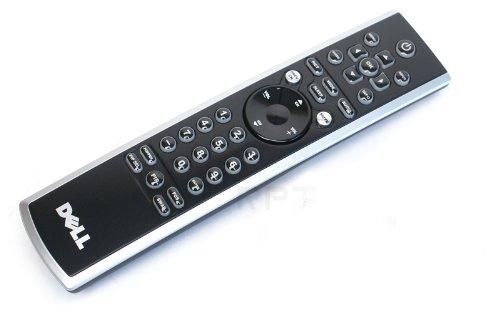 Genuine Dell LCD/Plasma TV Remote Control For Dell W3201C, W3706MC, W3706MH, W3707C, W5001C Dell Part Numbers: HC295, JD677