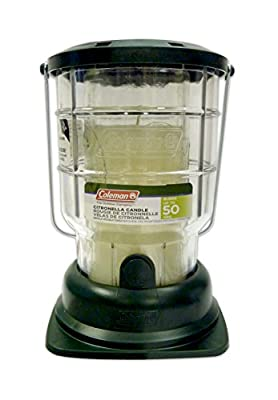 Coleman Citronella Candle Lantern - 50 Hours, 6.7 Ounce