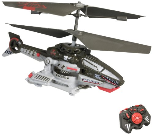 Spin Master Air Hogs RC Saw Blade, Disc Firing Helicopter...