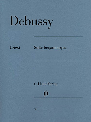 Debussy: Suite bergamasque - Debussy Bergamasque Suite