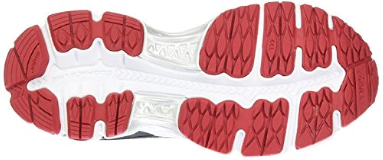 Asics Unisex Kids' Gel-nimbus 18 Gs Runnning / Training Shoes red Size: 1 UK