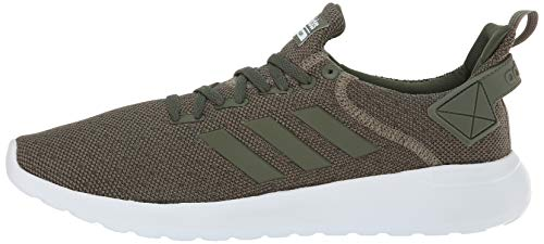 adidas Men's Lite Racer BYD Running Shoe, Trace Cargo/Base Green/White, 10 M US by adidas (Image #5)