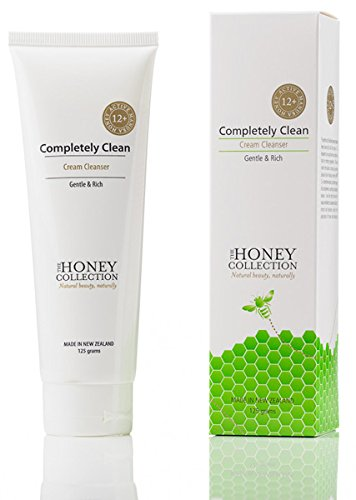 The Honey Collection Completely Clean Cream Cleanser