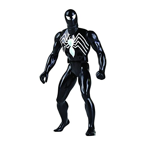 Spide (Black Suit Spiderman Costume)