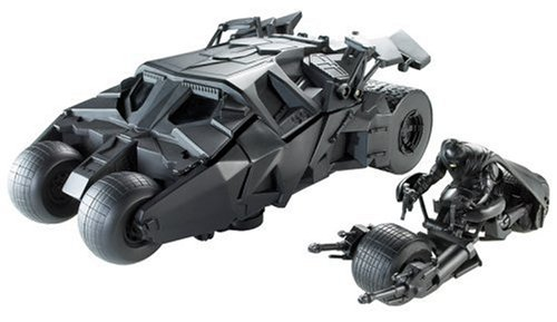 Dark Knight Bat (The Dark Knight Batman Stealth Launch Batmoblie Vehicle)