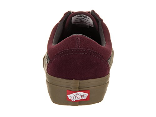 Skool gum Port Old Adulto black Zapatillas Vans U Unisex qnEwZS86