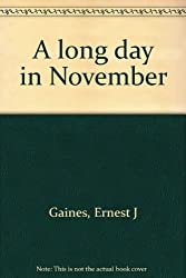 A long day in November