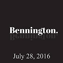 Ron Bennington Archive, July 28, 2016