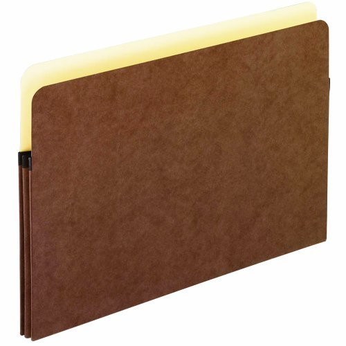 TOPs Products Standard Expanding Vertical File Pockets (ESS1516COX) by Pendaflex