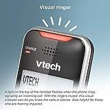 VTech Extended Range 3 Handset Cordless Phone for