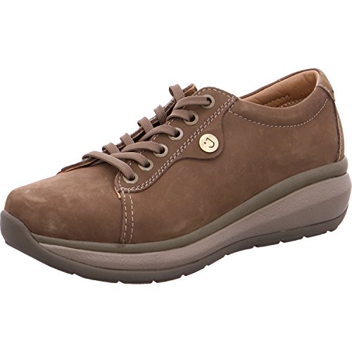 femme Marron ville Joya pour à 643cas Chaussures lacets de qaf6zZF
