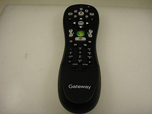 (GATEWAY GENUINE WINDOWS MEDIA CENTER REMOTE CONTROL RRS9002-8642EC RC6)